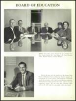 1963 Bemus Point High School Yearbook Page 10 & 11