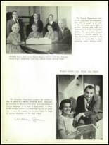 1963 Bemus Point High School Yearbook Page 14 & 15