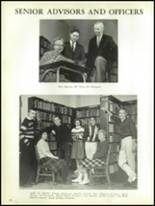 1963 Bemus Point High School Yearbook Page 22 & 23