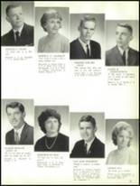 1963 Bemus Point High School Yearbook Page 24 & 25