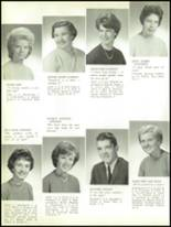 1963 Bemus Point High School Yearbook Page 26 & 27