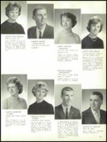 1963 Bemus Point High School Yearbook Page 28 & 29