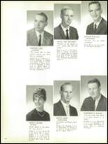 1963 Bemus Point High School Yearbook Page 30 & 31