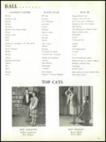 1963 Bemus Point High School Yearbook Page 36 & 37