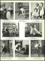 1963 Bemus Point High School Yearbook Page 38 & 39