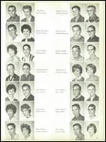 1963 Bemus Point High School Yearbook Page 42 & 43