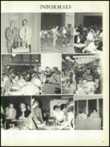 1963 Bemus Point High School Yearbook Page 44 & 45