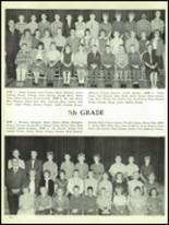 1963 Bemus Point High School Yearbook Page 58 & 59
