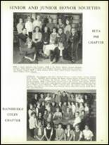 1963 Bemus Point High School Yearbook Page 62 & 63