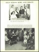 1963 Bemus Point High School Yearbook Page 64 & 65