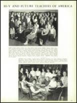 1963 Bemus Point High School Yearbook Page 66 & 67