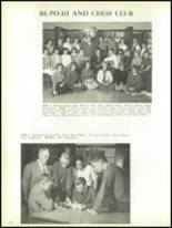 1963 Bemus Point High School Yearbook Page 68 & 69