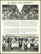 1963 Bemus Point High School Yearbook Page 72 & 73