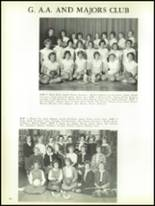 1963 Bemus Point High School Yearbook Page 74 & 75