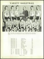 1963 Bemus Point High School Yearbook Page 80 & 81
