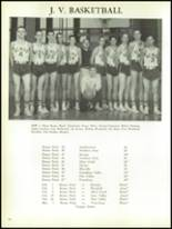 1963 Bemus Point High School Yearbook Page 82 & 83