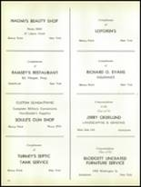1963 Bemus Point High School Yearbook Page 96 & 97