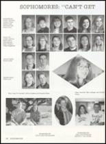 1996 Buffalo High School Yearbook Page 26 & 27
