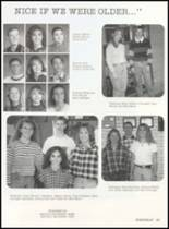 1996 Buffalo High School Yearbook Page 28 & 29