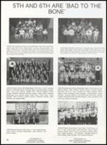 1996 Buffalo High School Yearbook Page 40 & 41