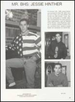 1996 Buffalo High School Yearbook Page 48 & 49