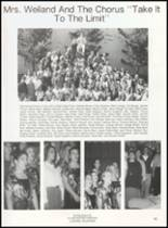 1996 Buffalo High School Yearbook Page 52 & 53