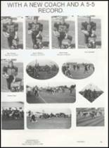 1996 Buffalo High School Yearbook Page 78 & 79