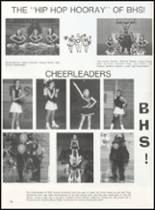 1996 Buffalo High School Yearbook Page 82 & 83