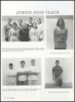 1996 Buffalo High School Yearbook Page 92 & 93