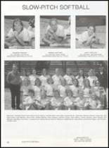 1996 Buffalo High School Yearbook Page 96 & 97
