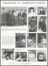 1996 Buffalo High School Yearbook Page 98 & 99
