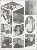 1996 Buffalo High School Yearbook Page 100 & 101