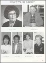 1996 Buffalo High School Yearbook Page 102 & 103