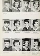 40/41; 1966 Ball High School Yearbook Page 42 & 43 ...