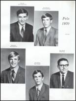 1970 Klamath Union High School Yearbook Page 84 & 85