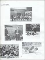 1970 Klamath Union High School Yearbook Page 98 & 99