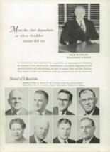 1952 West High School Yearbook Page 12 & 13