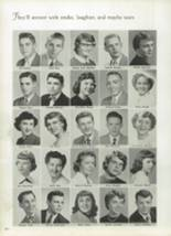 1952 West High School Yearbook Page 22 & 23