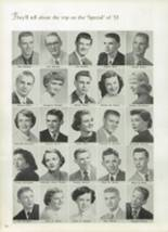 1952 West High School Yearbook Page 24 & 25
