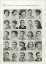 1952 West High School Yearbook Page 26 & 27