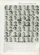 1952 West High School Yearbook Page 28 & 29