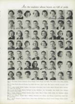 1952 West High School Yearbook Page 30 & 31