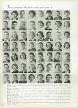1952 West High School Yearbook Page 32 & 33