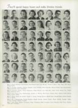 1952 West High School Yearbook Page 38 & 39