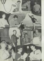 1952 West High School Yearbook Page 40 & 41