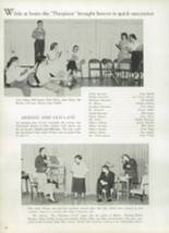 1952 West High School Yearbook Page 46 & 47