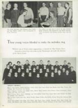 1952 West High School Yearbook Page 48 & 49