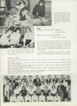 1952 West High School Yearbook Page 52 & 53