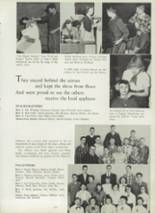 1952 West High School Yearbook Page 54 & 55