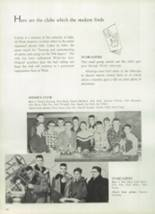 1952 West High School Yearbook Page 56 & 57
